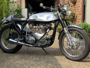 An excellently restored and maintained Triton