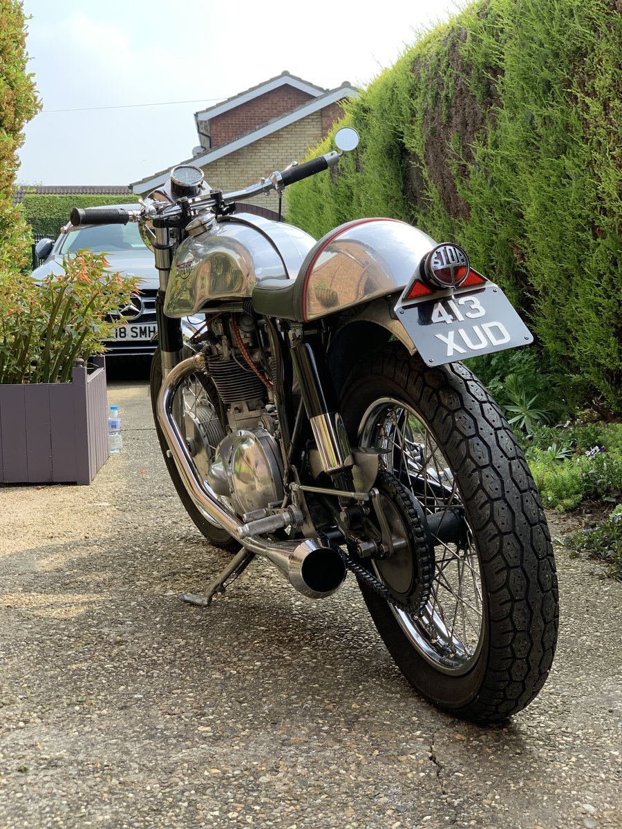 1960 An excellently restored and maintained Triton For Sale (picture 2 of 6)