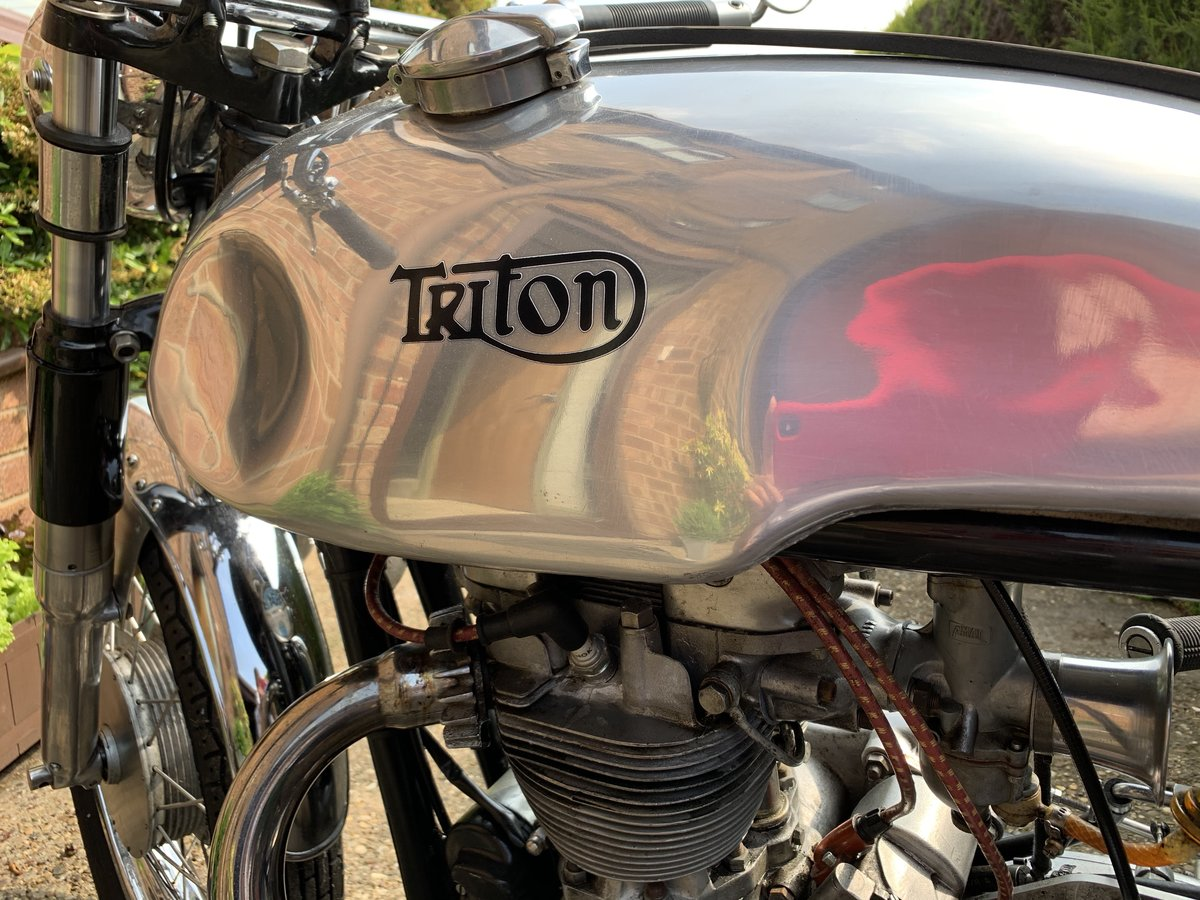 1960 An excellently restored and maintained Triton For Sale (picture 3 of 6)