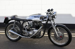 1972 Triton 650cc Classic Cafe Racer - An Excellent Example