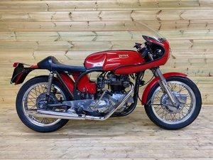 1954 Triton 750cc.