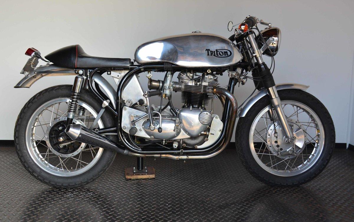 1967 Triton 650 cc For Sale (picture 1 of 7)