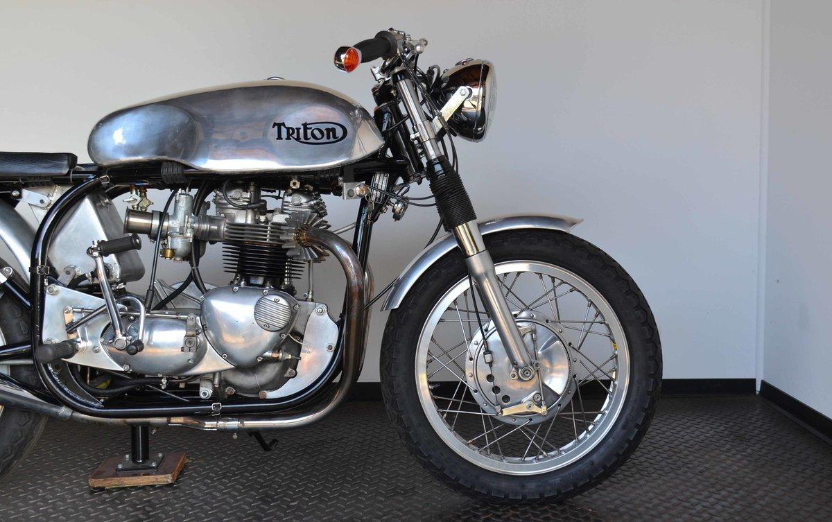 1967 Triton 650 cc For Sale (picture 2 of 7)