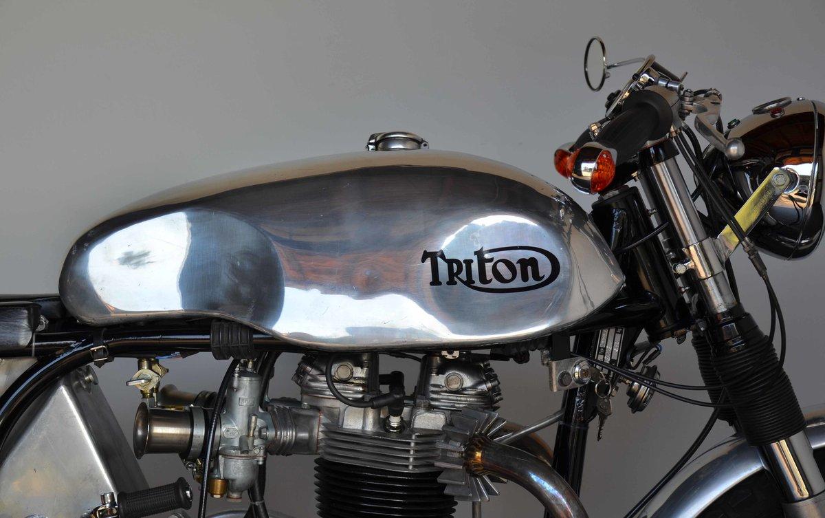 1967 Triton 650 cc For Sale (picture 4 of 7)