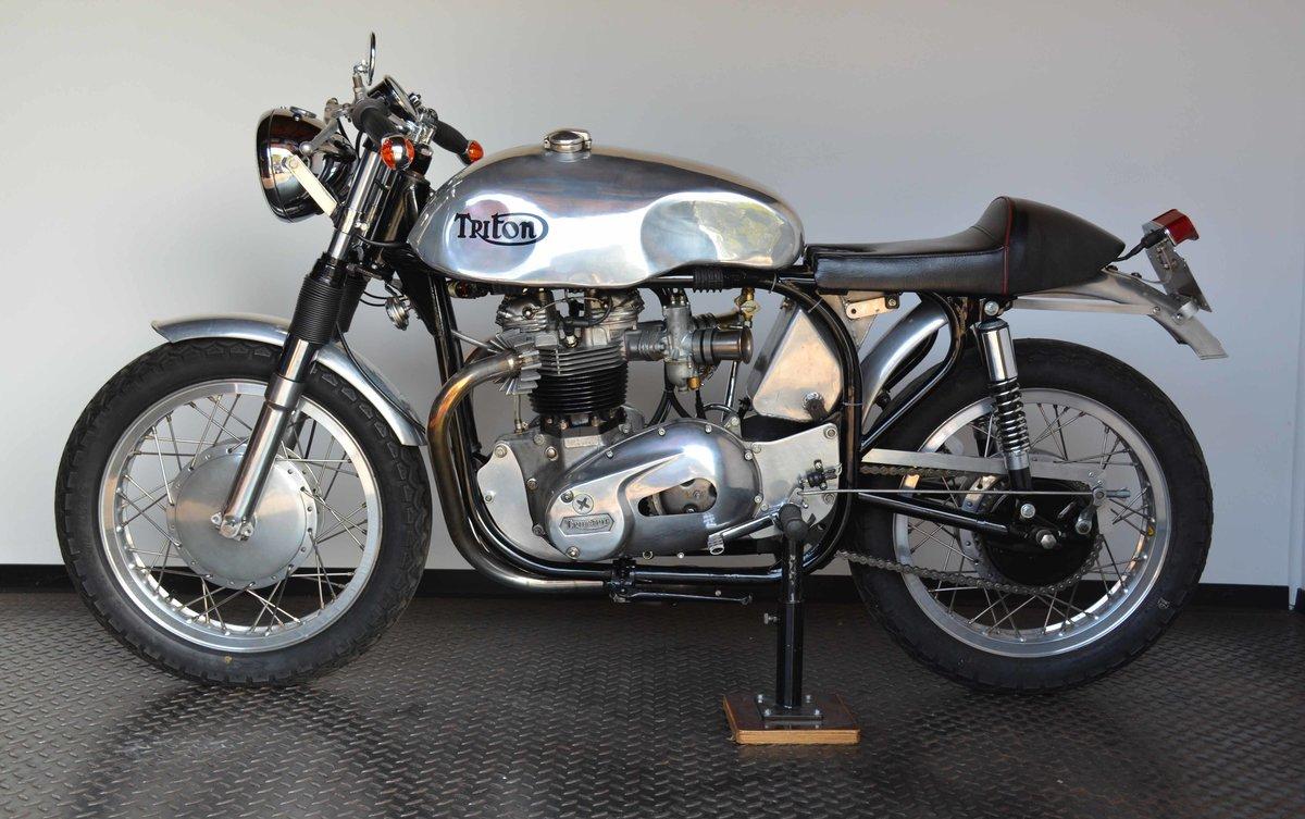 1967 Triton 650 cc For Sale (picture 7 of 7)