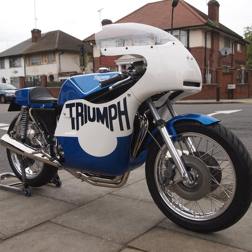 1975 Rob North Triumph Trident. RESERVED FOR BRUCE. SOLD (picture 2 of 6)
