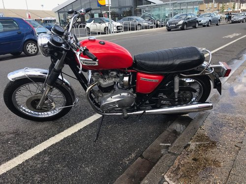 1976 Triumph Bonneville 750 For Sale (picture 1 of 3)