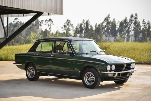 1980 Lhd Triumph Dolomite Sprint - Fully Restored SOLD (picture 1 of 6)