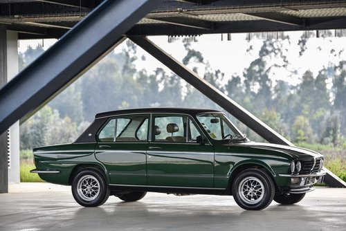 1980 Lhd Triumph Dolomite Sprint - Fully Restored SOLD (picture 2 of 6)