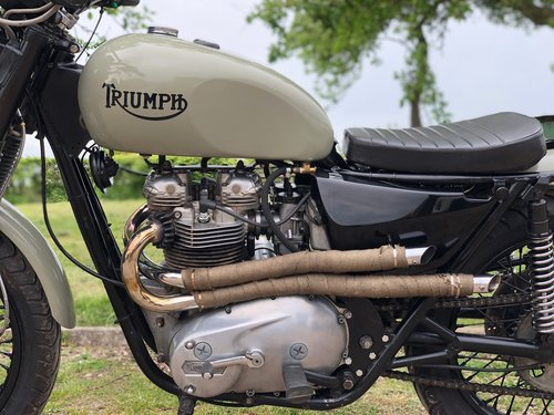 1981 Triumph T140E Bonny Bobber  SOLD (picture 3 of 6)