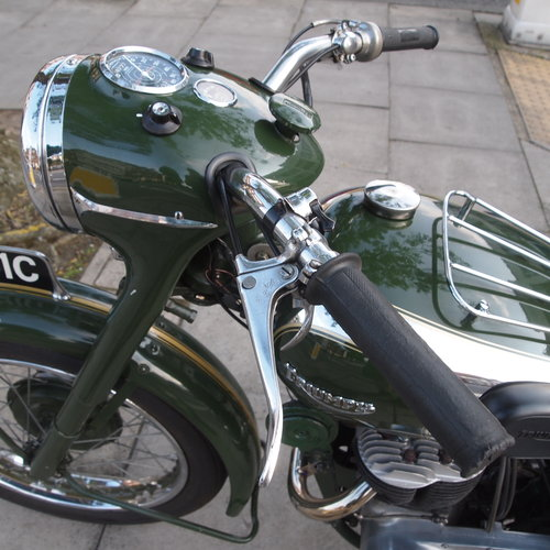 1965 TRW500 Side Valve Twin, RESERVED FOR GEORGE. SOLD (picture 5 of 6)