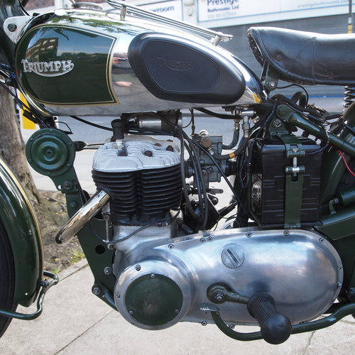 1965 TRW500 Side Valve Twin, RESERVED FOR GEORGE. SOLD (picture 6 of 6)