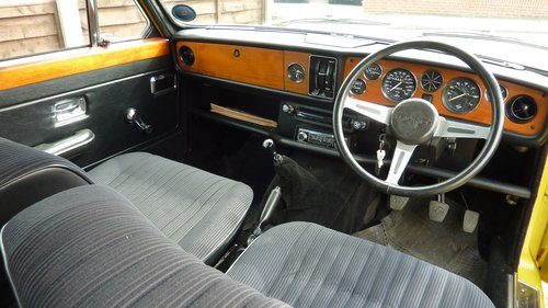 1973 Rare 2 owner very early Dolomite Sprint. SOLD (picture 6 of 6)