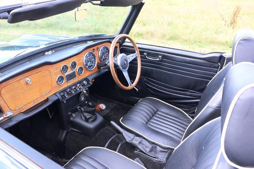 1968 Triumph TR4A IRS for hire For Hire (picture 2 of 5)