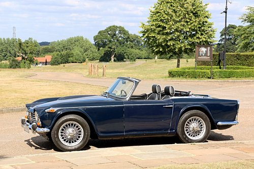 1968 Triumph TR4A IRS for hire For Hire (picture 4 of 5)