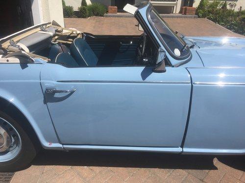 1966 Triumph TR4a SOLD (picture 5 of 6)