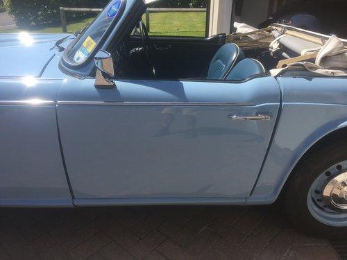 1966 Triumph TR4a SOLD (picture 6 of 6)