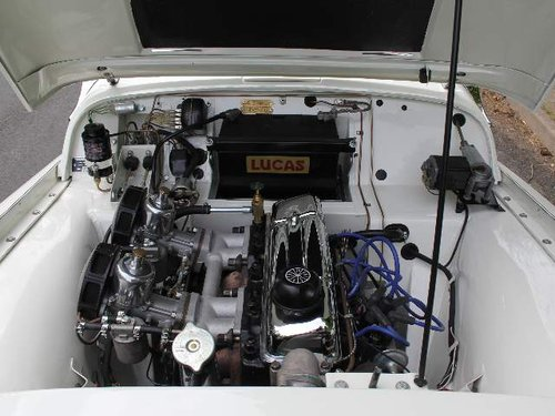 1960 Show Winning Triumph TR3A - 350 miles since rebuild For Sale (picture 6 of 6)