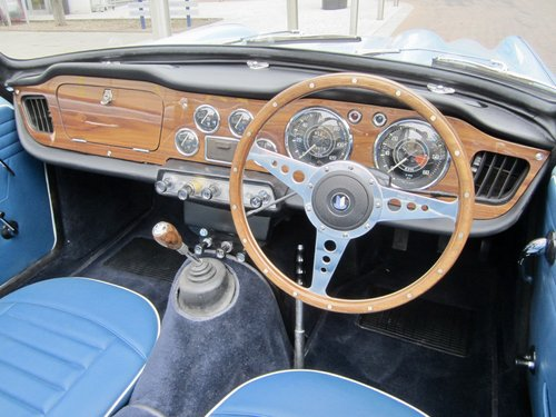 1962 Triumph TR4 For Sale (picture 6 of 6)