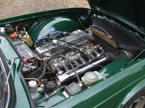 TR6 1970 CP 150 BHP ORIGINAL UK RHD 80K MILES OVERDRIVE SOLD (picture 6 of 6)
