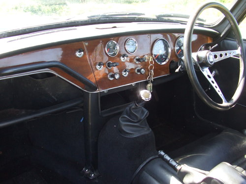 1967 GT6 MK1 3 OWNERS OVERDRIVE SUPER  ORIGINAL GENUINE CAR SOLD (picture 5 of 6)