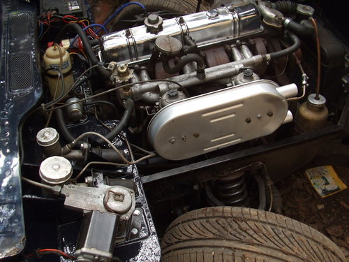 1967 GT6 MK1 3 OWNERS OVERDRIVE SUPER  ORIGINAL GENUINE CAR SOLD (picture 6 of 6)