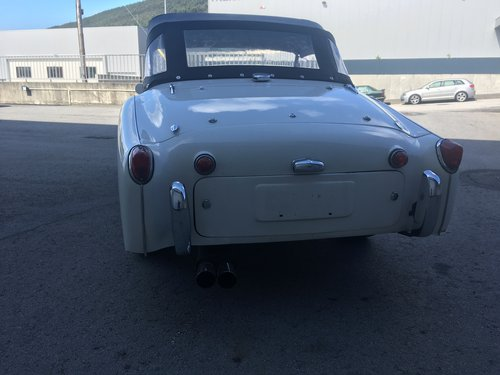 1957 Triumph TR 3 A For Sale (picture 3 of 5)