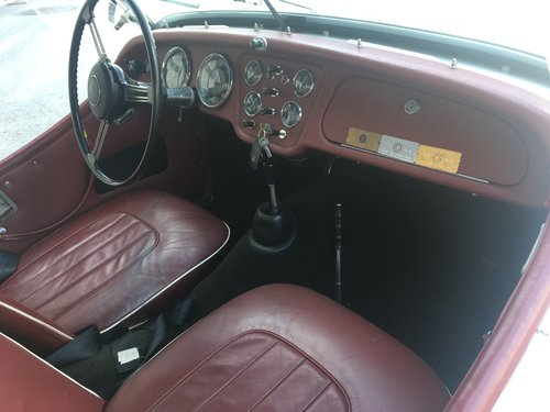 1957 Triumph TR 3 A For Sale (picture 5 of 5)