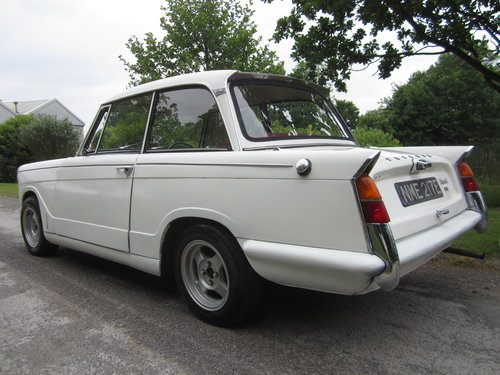 1967 TRIUMPH 'HENRY' HERALD 1200 MK1 *SOLD ~ OTHERS WANTED * For Sale (picture 2 of 6)