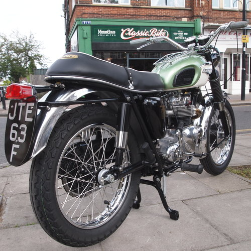 1968 Tiger 100 / 500cc Concours. RESERVED FOR LEE. SOLD (picture 5 of 6)