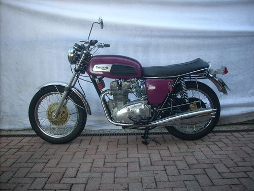 1972 Triumph Trident 750 For Sale (picture 1 of 1)