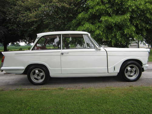 1967 TRIUMPH 'HENRY' HERALD 1200 MK1 ** SOLD ~ OTHERS WANTED ** For Sale (picture 1 of 6)