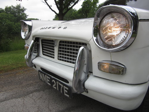 1967 TRIUMPH 'HENRY' HERALD 1200 MK1 ** SOLD ~ OTHERS WANTED ** For Sale (picture 3 of 6)