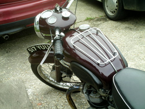 1959 TRIUMPH SPEED TWIN 5TA For Sale (picture 6 of 6)