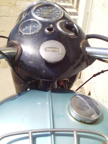 1956 TRIUMPH T100 PRE UNIT SOLD (picture 5 of 6)