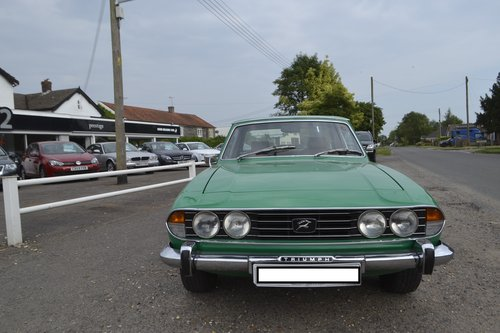 1997 Triumph Stag MK2 with hard top - very original  For Sale (picture 2 of 9)