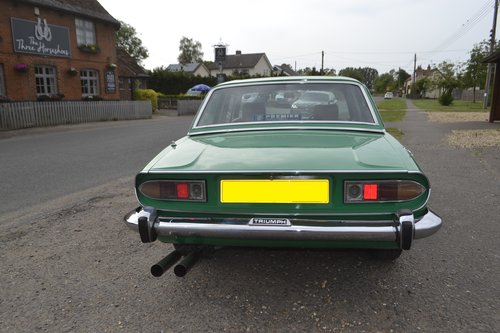 1997 Triumph Stag MK2 with hard top - very original  For Sale (picture 3 of 9)