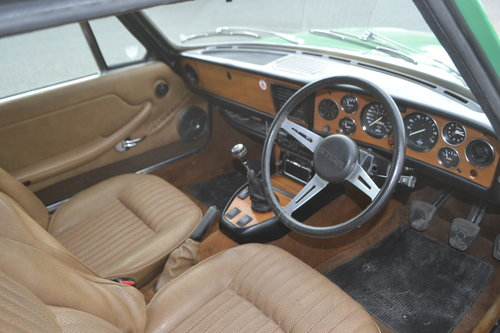 1997 Triumph Stag MK2 with hard top - very original  For Sale (picture 5 of 9)