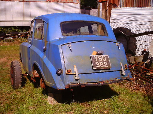 Triumph Mayflower Project or Spares