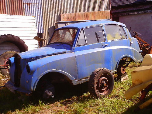 Triumph Mayflower Project or Spares For Sale (picture 2 of 6)