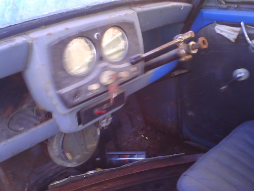 Triumph Mayflower Project or Spares For Sale (picture 5 of 6)