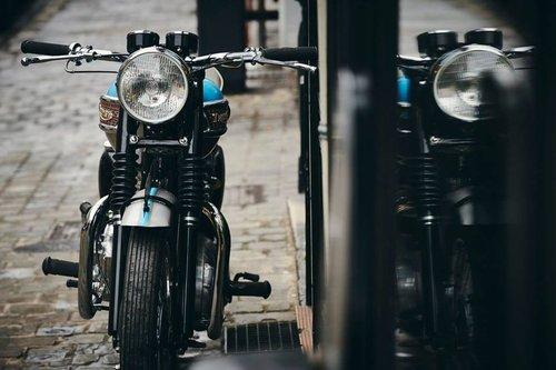 Triumph Bonneville T120 650cc 1961 For Sale (picture 2 of 6)