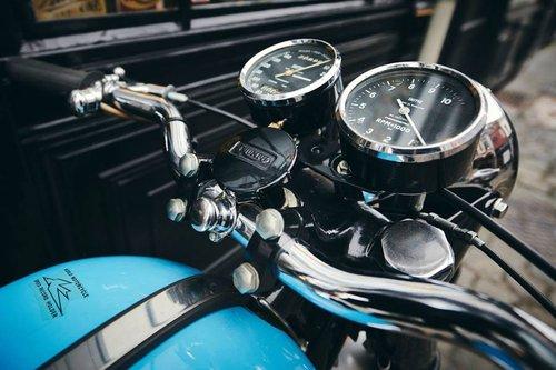 Triumph Bonneville T120 650cc 1961 For Sale (picture 5 of 6)
