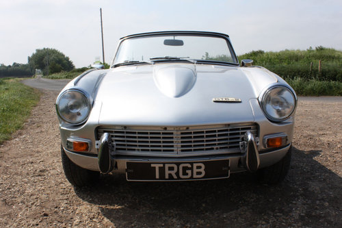 GT6 MKII CONVERTIBLE. 1969 SOLD (picture 6 of 6)
