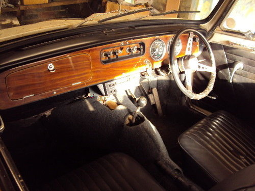 1968 herald by triumph dry stored 32 years SOLD (picture 6 of 6)