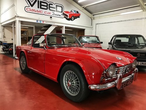 Triumph Tr4 1962 Now Sold Similar Required For Sale Car