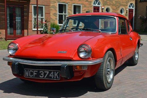1971 Triumph Gt6 Mk3 Sold Car And Classic
