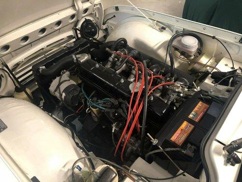 1967 Triumph TR5 2500 PI SOLD (picture 5 of 6)