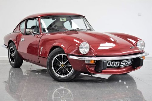 1974 Triumph Gt6 Overdrive Fully Restored And Upgraded Sold Car