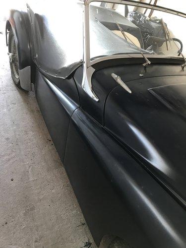 1954 TR2 longdoor , original not restored  For Sale (picture 1 of 6)